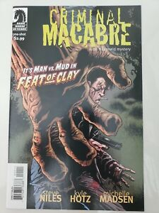CRIMINAL MACABRE FEAT OF CLAY ONE-SHOT SPECIAL (2006) STEVE NILES! KYLE HOTZ! NM