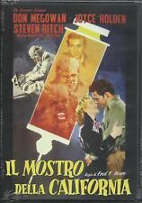 Il mostro della California (1956) DVD