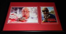 Andrew Zimmern Signed Framed 12x18 Photo Set Bizarre Foods Delicious Destination