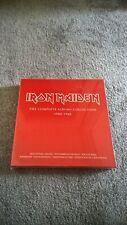 Iron Maiden Vinyl Box Set - Sealed