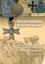 Gallego Auszeichnungen des Dritten Reiches - Analyse & Präsentation