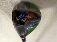 LH - Callaway RAZR Fit Xtreme 5/18* Wood w/Trinity F75 Stiff Graphite Shaft