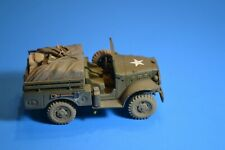 corgi 1/43 dodge 4X4 Weapons Carrier 51 Die Cast Vehicle