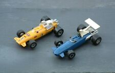 AIRFIX MRRC Scalextric Vintage HONDA + EAGLE WESTLAKE F1 Slot Cars 1972
