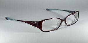 Oakley Raspberry/Teal Macchiato 2.0 Eyeglasses 130 RX