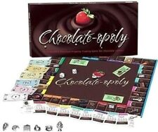CHOCOLATE-OPOLY Party Board Game Monopoly Chocolate Late For The Sky NEW SEALED