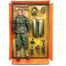 21st Century Toys Ultimate Soldier WWII U.S.M.C. FLAME GUNNER 1/6 Action Figure