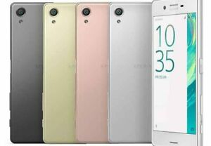 Sony Xperia E3 E4 E5 Factory Unlocked Smartphone all GRADEs