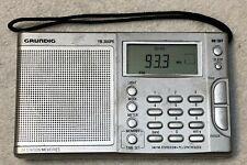 Grundig YB 300PE AM/FM Stereo w/ 13 Shortwave Bands Reception Digital Radio