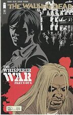 The Walking Dead #161 - The Whisperer War Part 5 - Cover A - VF+ / NM