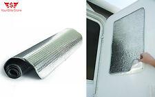 Reflective Window Cover RV Camco Door Sun Shield Trailer Camper Sunshield UV Ray