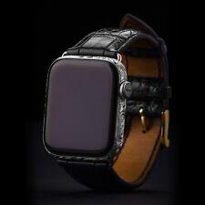 Custom by Aurum Edition Apple Watch 5 44mm GPS+LTE Sapphire Glass.Platinum Plate