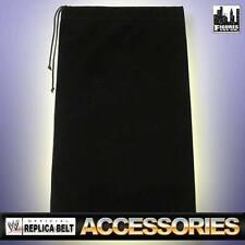 Velvet Replica Belt Storage Bag with drawstring