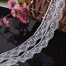 150 Yards Accessories Dentelle Guipure Galon Applique Ruban Floral Couture2cm