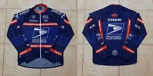 NIKE USPS United States Postal Service Cycling Shirt Nike Size L Camiseta Cycle