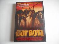 DVD - HOT BOYZ - MASTER P / SILKK THE SHOCKER / SNOOP DOGG - ZONE 2