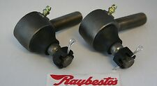 Cadillac Outer Tie Rod Ends (Pair) 1949-1956 Suit 49, 50, 51, 52, 53, 54, 55, 56