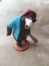 "WDCC Song of the South ""Duh.."" Brer Bear Figurine Figure Walt Disney Classic COA"