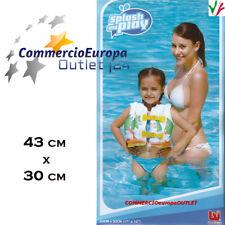Gilet nuoto gonfiabile bambino-fangda-Rosa Età 3+