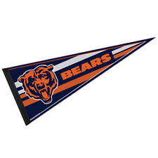 "Chicago Bears Full Size 12"" X 30"" NFL Pennant"