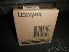 New Sealed Box Genuine OEM  Lexmark 25 Triple Pack Color Ink Cartridge 15M0375