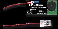 Simprop electronic Lipo-Alarm 2-4S - 0112682