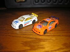 Lot of 2 Different Matchbox Opel Calibra Race Cars Cup France 98 Free Shipping