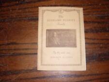 Rare 1945 The Sterling Elliott Family Book by his son Harmon Elliott