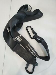 Hunter Safety System Quick-Connect Tree Strap Quickly Quietly Safety Lineman