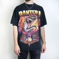Vintage 1999 Pantera T-Shirt World Domination Tour Mens XL Winterland