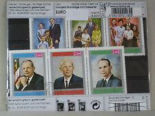 """0075 Steckkarte mit Briefmarken """"Jemen(Königreich)""""- Gebiet Menschen"""