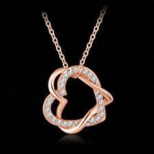 Markenlose Modeschmuck-Halsketten & -Anhänger Liebe & Herzen