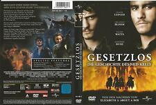Gesetzlos - Die Geschichte des Ned Kelly / Heath Ledger, O. Bloom / DVD #2950
