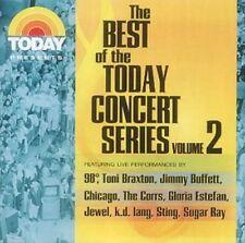 Best of the today concert series 2 (live, 2001) sting, k.d. lang, Corrs, 98 °, par