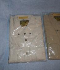 Camel Trophy Adventure Wear Safari Shirt Cargo Button Short Sleeve Chmpg Size XL