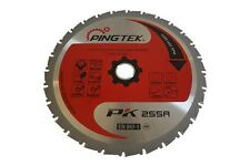 "Pingtek Redline 10"" (255mm) Multipurpose Mitre Saw Blade"