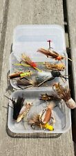 New ListingGrasshoppers for trout Fly fishing - various sizes and models.12 pcs in box.☆☆