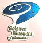 Science Museum Minnesota Rubberized Refigerator Magnet