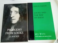Problems from Locke, J L Mackie and Locke and the Way of Ideas Yolton, John W.