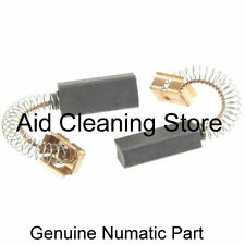 1 Pair of NUMATIC ENGINE HVR200 VACUUM CLEANER CARBON BRUSH PART NUMBER 220247