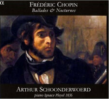 Frederic Chopin : Ballades and Nocturnes CD (2009) ***NEW***