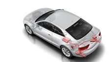 Original Audi Motorsoundsystem für Audi A4 Audi A5 2.0 TDI, 2.7 TDI und 3.0 TDI