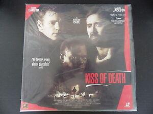 Laserdiscs, Kiss Of Death, Very Good Condition Complete