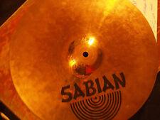 "Sabian Pro Hi Hat Cymbal Pair, 14"", used"