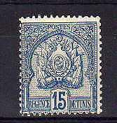 TUNISIE  n° 13 neuf avec charnière