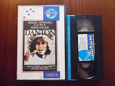 Danton (Gerard Depardieu, Wojciech Pszoniak) - VHS ed. Durium rara