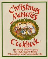 Christmas Memories Cookbook (Maritime) by Colom, Connie