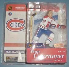 Mcfarlane NHL Legends Series 1 Yvan Cournoyer White Variant Action Figure VHTF