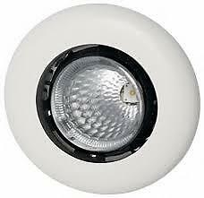 Set Of 4 Hella LED Interior Spot Lights 5v White Mounting 2JA344190001 Horse Box