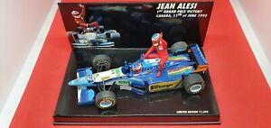 1/43 Benetton Renault B195 (1995) - #1 M. Schumacher - MINICHAMPS